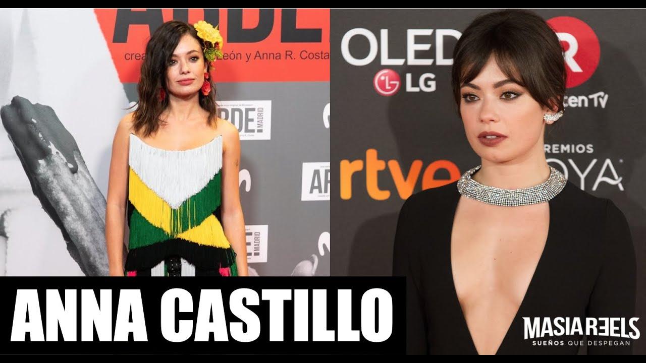 Actriz Anna Castillo - Cómo canalizar miedos y construir personajes en cine | La Masia Reels