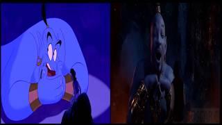 Aladdin Friend Like Me 2019 vs 1992 Comparison.mp3