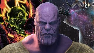 ¡THANOS LO PROVOCÓ! Nuevos Villanos llegarán en Avengers 4
