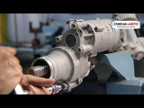Ремонт электроусилителя руля Mercedes Benz Vito W447