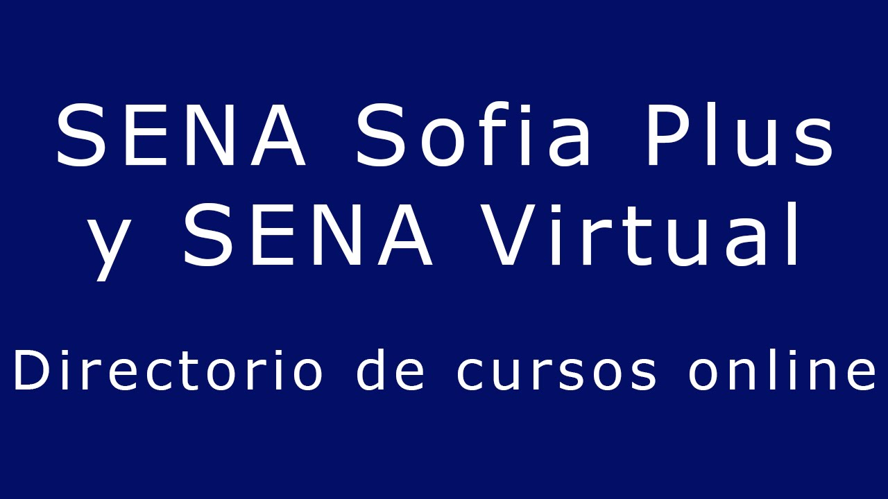 7881e1260d Curso de corte y confeccion SENA Sofia Plus - YouTube