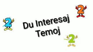 Interesaj Temoj (Interesting Themes) #Esperanto #Venezuela #Youtuber