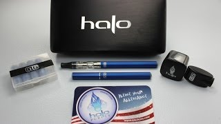 Halo Cigs: G6 Starter Kit Review