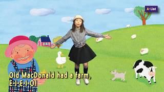Old MacDonald Had a Farm   Dance   Nursery Rhymes with Ready, Set, Sing!