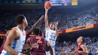 UNC Men's Basketball: Carolina Shoots Past VT, 91-72