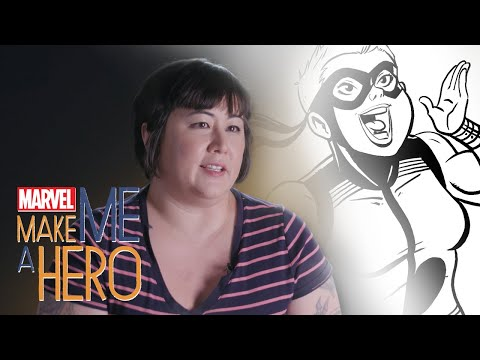 The Power of Music | Marvel Make Me a Hero