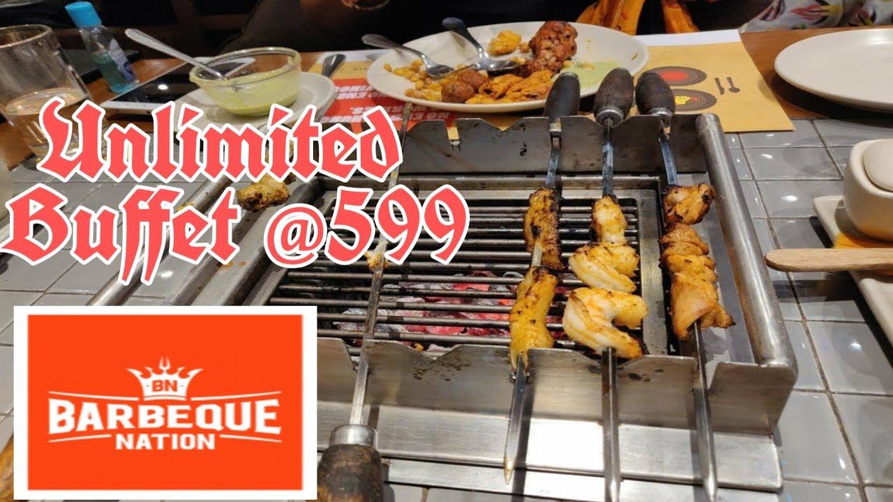 Barbecue Nation Lake Mall Kolkata Lunch Top 5 Restaurants In Kolkata