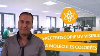 Physique-Chimie BAC S - Analyse spectrale : spectroscopie UV visible et molécules colorées