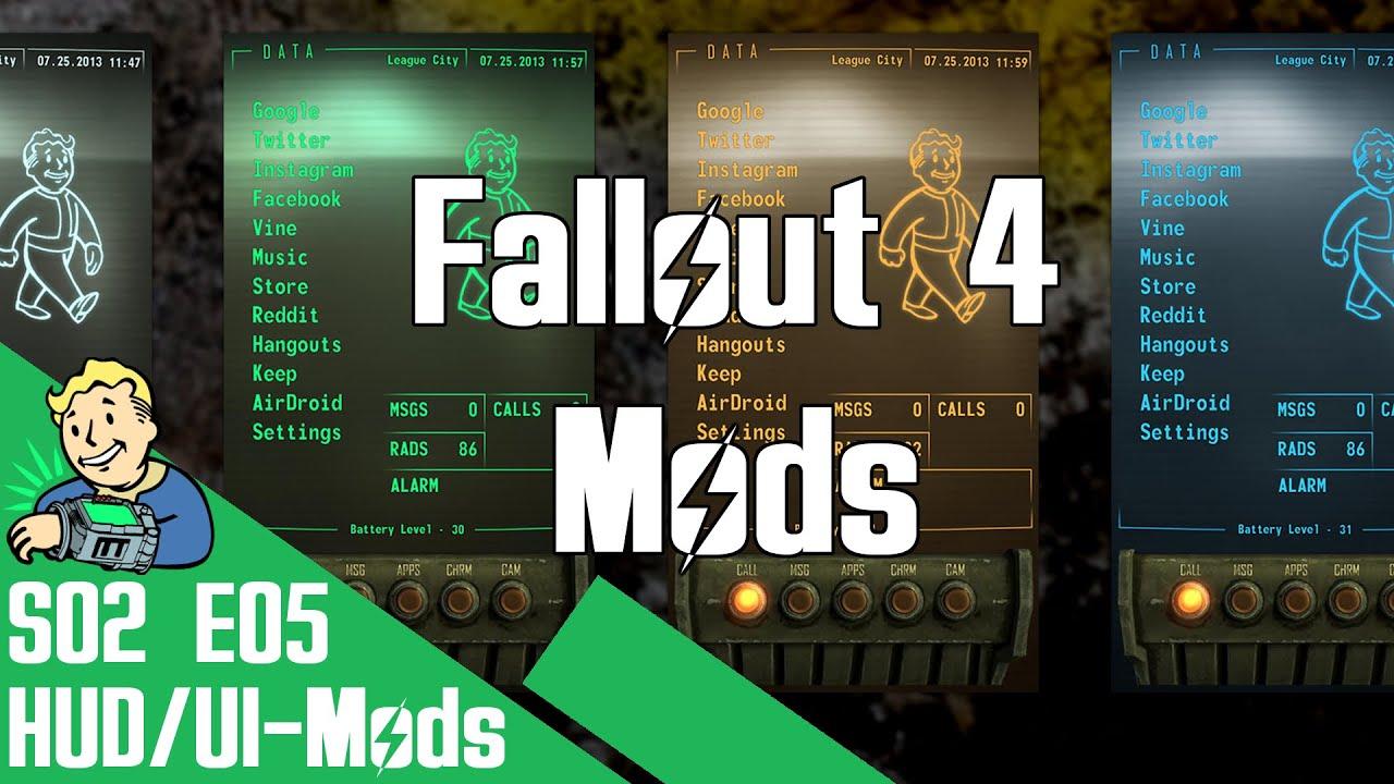 Fallout New Vegas Karte Mit Allen Orten Deutsch.Anpassbares Hud Und Bessere Karten Fallout 4 Mod Review Interface German Deutsch