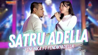 Yeni Inka - Satru ft. Cak Fendik Adella (Official Music Video ANEKA SAFARI)