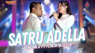 Download lagu Yeni Inka - Satru ft. Cak Fendik Adella (Official Music Video ANEKA SAFARI)