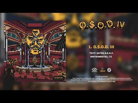 Satra B.E.N.Z. - O.$.O.D. III (Audio)
