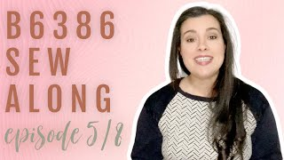 Winter Sew Along  |  Butterick 6386 Windbreaker  |  Episode 5 of 7