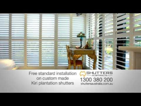 Timber Blinds Sydney - Shutters Australia