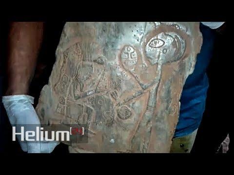 As descobertas da caverna mexicana podem ser provas de contatos extraterrestres Maia