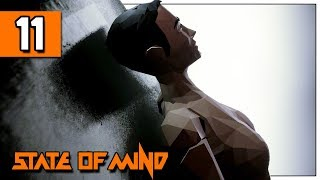 Let's Play State of Mind Game Part 11 - Creepy Cyber Roleplay - PC Gameplay