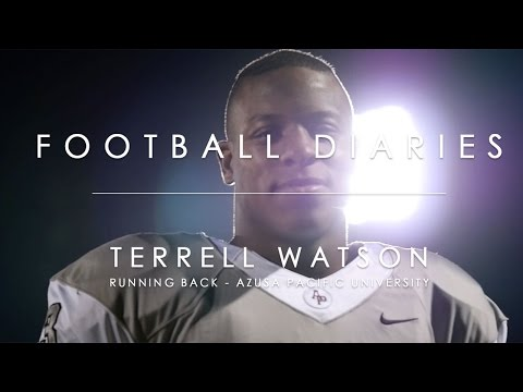 Terrell Watson has Drive to Succeed, Signed by Browns