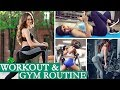 World's Hottest Weather Girl Yanet Garcia's Workout and Training 2018