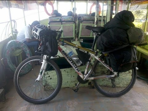 246-248; Kannur (Cannanore) to Bekal (Cycling & Camping In K