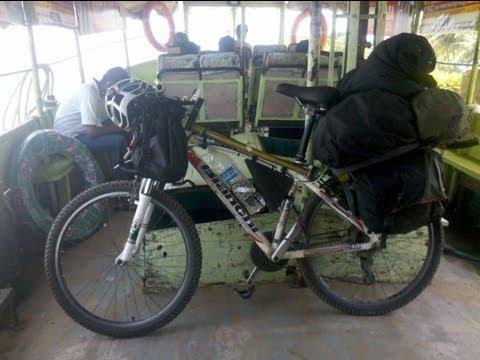 246-248; Kannur (Cannanore) to Bekal (Cycling & Camping In Kerala, India)