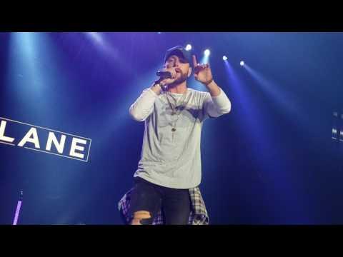 Chris Lane *Let me Love You* Bryce Jordan Center 3-25-17