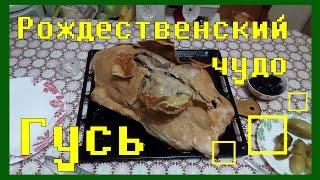 ★Рождественский чудо ГУСЬ в тесте I Космо Котик ♥