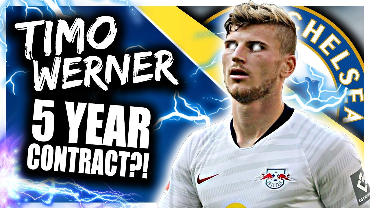 BREAKING NEWS: Timo Werner To Chelsea DONE! Chilwell Transfer Looks Likely! Kai Havertz Interest!