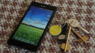обзор Sony Xperia C: достойный первопроходец с MediaTek