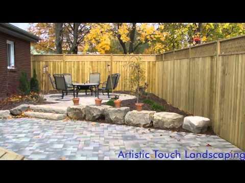 Landscape Contractors London Artistic Touch Landscaping