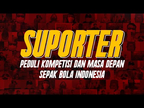 Suporter Peduli Kompetisi dan Masa Depan Sepak Bola Indonesia