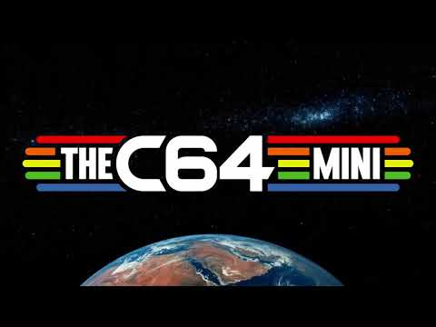 The C64 Mini is, You Guessed it, a Miniaturised Commodore 64