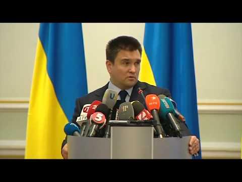 Факти ICTV: Сценарий по федерализации Украины не пройдет - Климкин