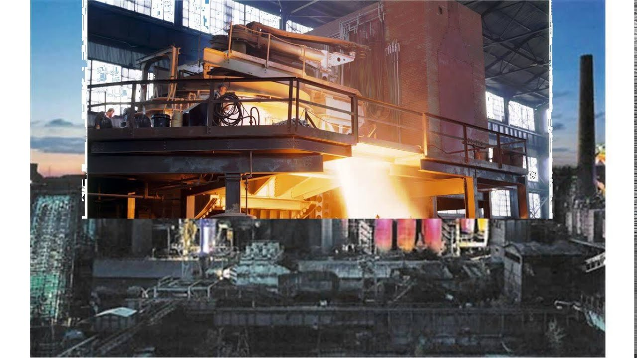 iron and steel industry youtube