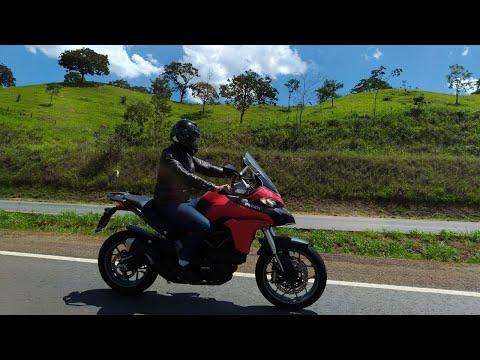 Avaliação Ducati Multistrada 950/ Vrum Brasilia