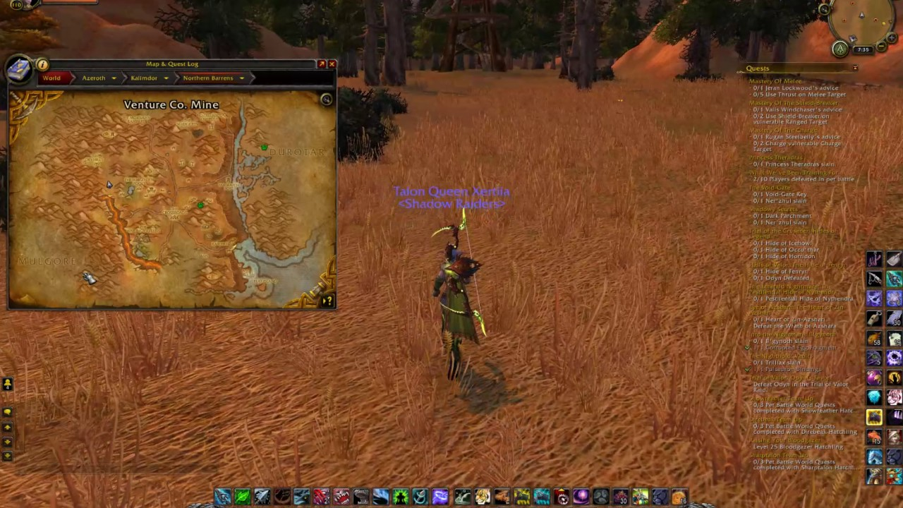 World Of Warcraft Harpy Youngling