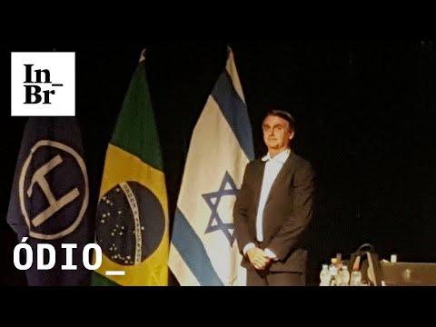 Bolsonaro faz discurso de ódio no Clube Hebraica
