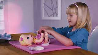 Hasbro - Baby Alive - Snackin Lily
