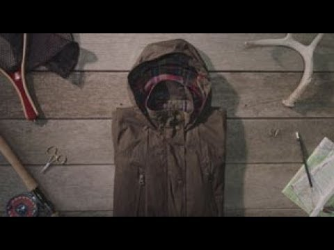 Orvis River Road Waxed Cotton Jacket Youtube