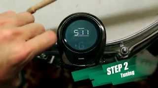 Cherub DT 10 Drum Tuner Introducing Video