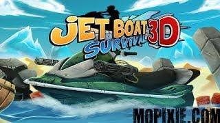 Online Jet Boat Racing Games Jet Boat Survival 3D