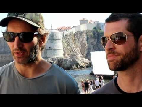 GAME OF THRONES, David Benioff i Dan Weiss, Interview