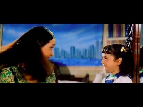 ZOYA AFROZ child artist in Hum Saath Saath Hain song radhika ke daddy