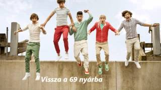 One Direction sing Summer of