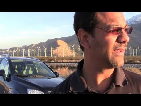 2012 Chevy Captiva Test Drive & Car Review