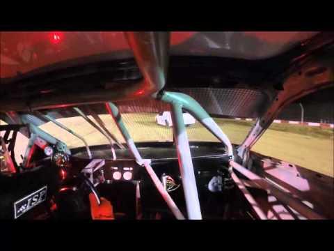 Montpelier Motor Speedway 5/7/16 FWD Compacts #21 Rodney Sutton