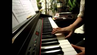 Gimme Gimme - Thoroughly Modern Millie (piano accompaniment)
