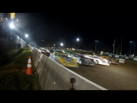 ULMS Super Late Model Feature | Track Side Camera | 10.11.14
