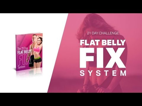 FLAT BELLY FIX Review 2020 By Todd Lamb - Lose Your Belly Fat In Less Than A Month