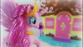 Pinkie Pie becomes an Alicorn Princess (Short Movie) PART 1