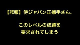 【悲報】侍ジャパン正捕手さん、このレベルの成績を要求されてしまう【野球】